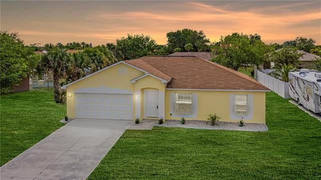 6399 Thorman Road, Port Charlotte, FL 33981 (MLS #C7434920) :: The Nathan Bangs Group