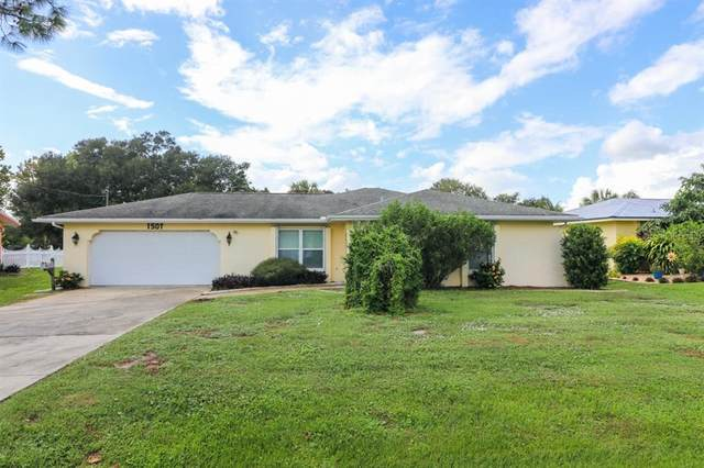 1507 Beacon Drive, Port Charlotte, FL 33952 (MLS #C7434924) :: The Nathan Bangs Group