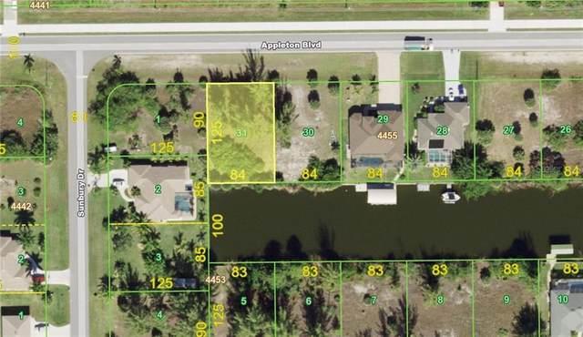 15091 Appleton Boulevard, Port Charlotte, FL 33981 (MLS #C7434933) :: Team Bohannon Keller Williams, Tampa Properties