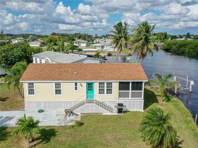 536 Tahiti Court, Punta Gorda, FL 33950 (MLS #C7435009) :: RE/MAX Premier Properties