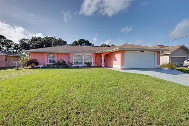 4453 Targee Avenue, North Port, FL 34287 (MLS #C7435014) :: The Figueroa Team