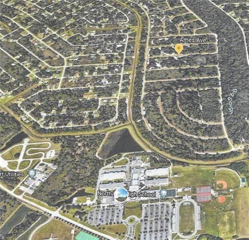 Ames Avenue, North Port, FL 34291 (MLS #C7435026) :: Delgado Home Team at Keller Williams