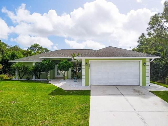 5042 Varden Terrace, North Port, FL 34288 (MLS #C7435077) :: Pepine Realty