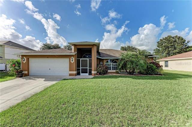 3627 Culpepper Terrace, North Port, FL 34286 (MLS #C7435092) :: Gate Arty & the Group - Keller Williams Realty Smart