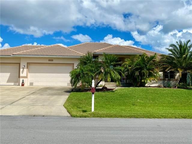 2340 Padre Island Drive, Punta Gorda, FL 33950 (MLS #C7435127) :: Carmena and Associates Realty Group
