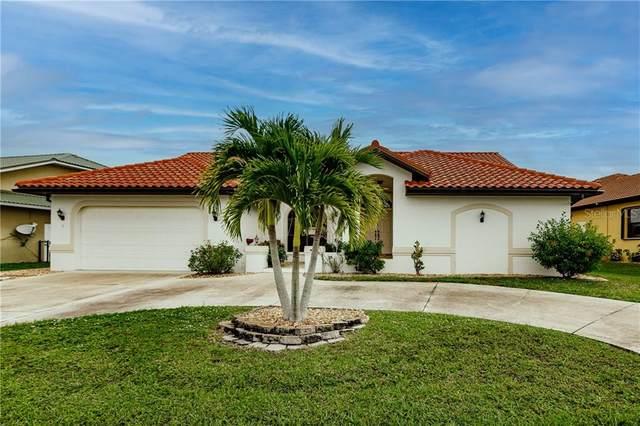3974 San Pietro Court, Punta Gorda, FL 33950 (MLS #C7435134) :: Sarasota Gulf Coast Realtors
