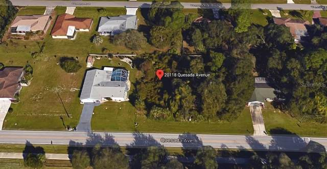 20118 Quesada Avenue, Port Charlotte, FL 33952 (MLS #C7435139) :: Baird Realty Group