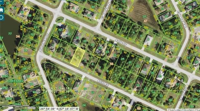 106 Britt Road, Rotonda West, FL 33947 (MLS #C7435199) :: The BRC Group, LLC