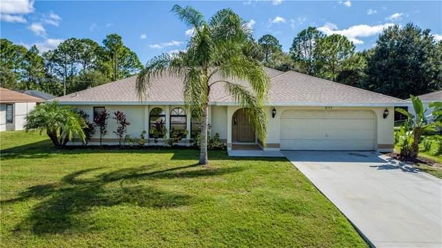 2172 S Cranberry Boulevard, North Port, FL 34286 (MLS #C7435301) :: Delgado Home Team at Keller Williams