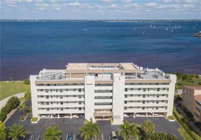 1500 Park Beach Circle 6C, Punta Gorda, FL 33950 (MLS #C7435321) :: Team Buky