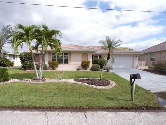 618 Santa Margerita Lane, Punta Gorda, FL 33950 (MLS #C7435362) :: Premier Home Experts
