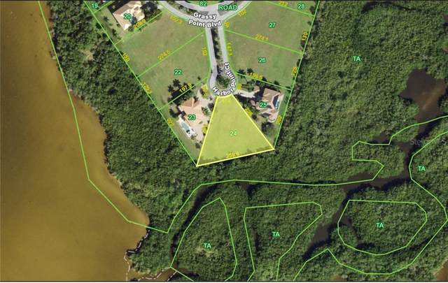 4800 Harbor Point Court, Port Charlotte, FL 33952 (MLS #C7435375) :: The Lersch Group