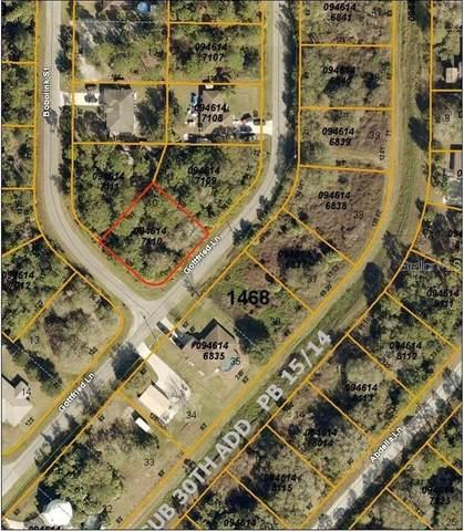 Gottfried Lane, North Port, FL 34291 (MLS #C7435422) :: Delgado Home Team at Keller Williams