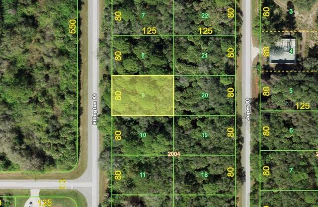 76 Ellington Street, Port Charlotte, FL 33953 (MLS #C7435496) :: EXIT King Realty