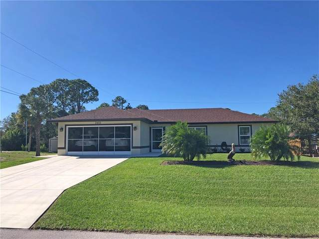 2465 Santee Street, Port Charlotte, FL 33948 (MLS #C7435685) :: Cartwright Realty
