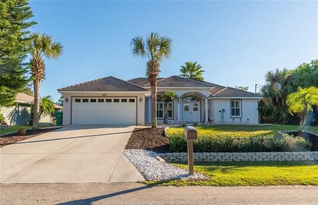 682 Lomond Drive, Port Charlotte, FL 33953 (MLS #C7435688) :: Delgado Home Team at Keller Williams