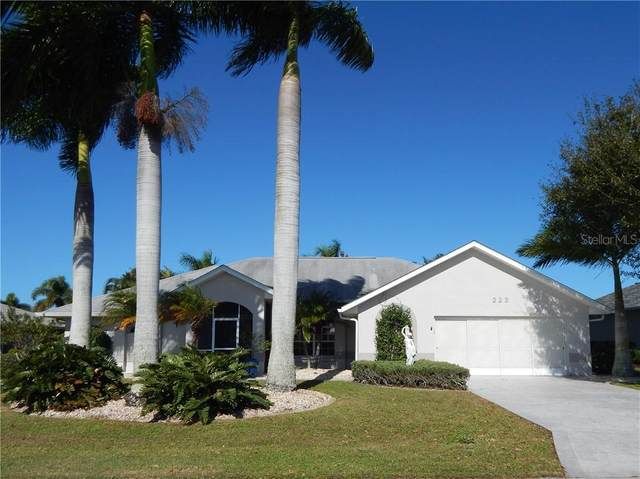 223 Yellow Elder, Punta Gorda, FL 33955 (MLS #C7435702) :: Key Classic Realty