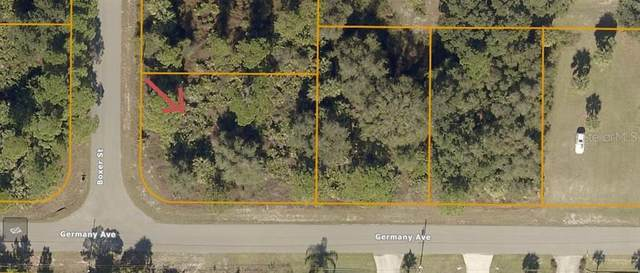 Germany Avenue, North Port, FL 34288 (MLS #C7435718) :: The Figueroa Team