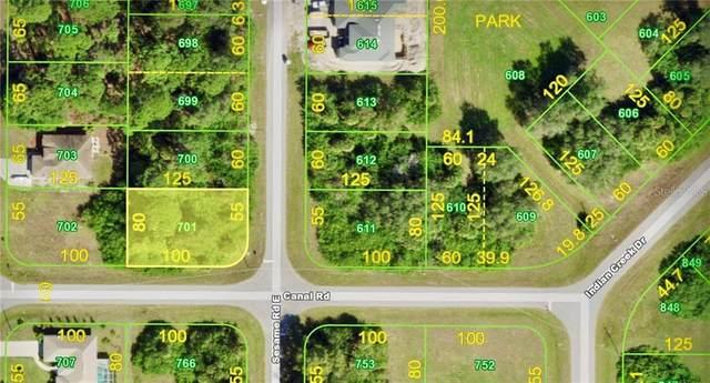110 Canal Road, Rotonda West, FL 33947 (MLS #C7435735) :: The BRC Group, LLC