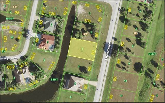 16357 Cape Horn Boulevard, Punta Gorda, FL 33955 (MLS #C7435818) :: Burwell Real Estate