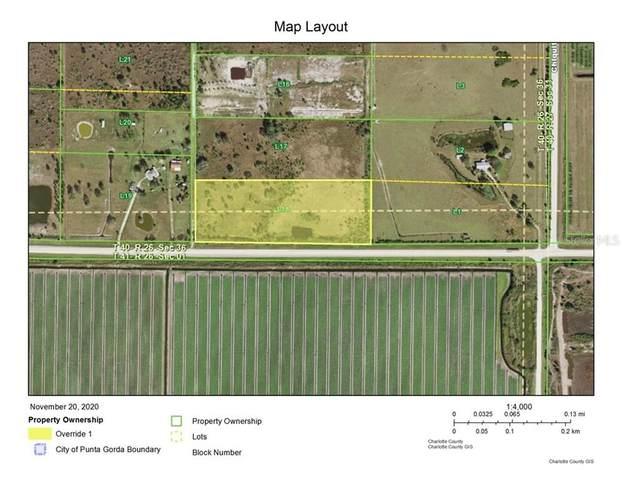 47870 Bermont Road, Punta Gorda, FL 33982 (MLS #C7435826) :: Baird Realty Group