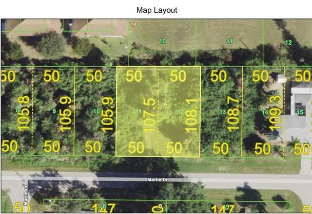 1018 Marlin Drive, Punta Gorda, FL 33950 (MLS #C7435876) :: Pristine Properties