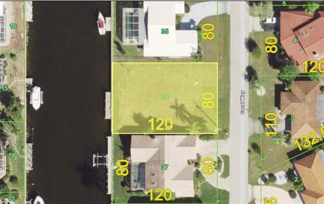 2815 Coral Way, Punta Gorda, FL 33950 (MLS #C7435878) :: Griffin Group