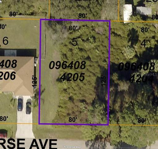 Traverse Avenue, North Port, FL 34286 (MLS #C7435879) :: Pristine Properties