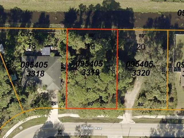 Lot 19 Eldron Avenue, North Port, FL 34286 (MLS #C7435905) :: Delgado Home Team at Keller Williams