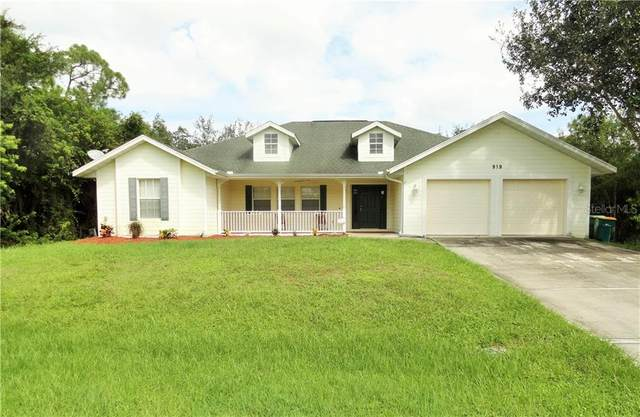 919 Red Bay Terrace NW, Port Charlotte, FL 33948 (MLS #C7435978) :: Team Buky
