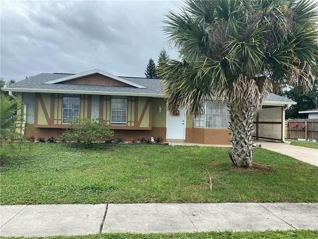 8577 La Boca Avenue, North Port, FL 34287 (MLS #C7436014) :: Griffin Group