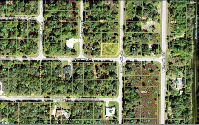 18476 Jefferson Avenue, Port Charlotte, FL 33954 (MLS #C7436032) :: Rabell Realty Group