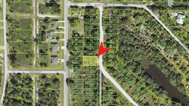 1191 Sulstone Drive, Punta Gorda, FL 33983 (MLS #C7436093) :: Bridge Realty Group