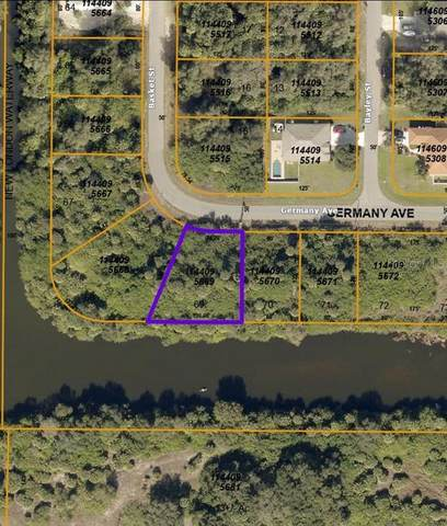 Lot 69 Germany Avenue, North Port, FL 34288 (MLS #C7436116) :: Delgado Home Team at Keller Williams