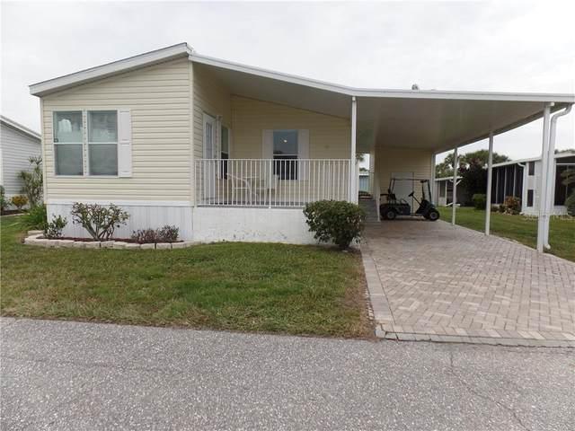 2100 Kings Highway #532, Port Charlotte, FL 33980 (MLS #C7436143) :: Sarasota Property Group at NextHome Excellence
