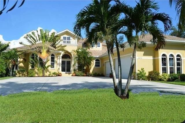 4670 Grassy Point Boulevard, Port Charlotte, FL 33952 (MLS #C7436145) :: EXIT King Realty