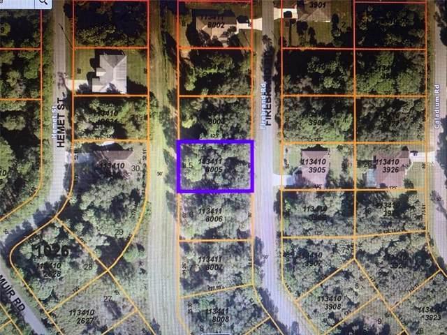 Firebrand Road, North Port, FL 34288 (MLS #C7436224) :: Baird Realty Group