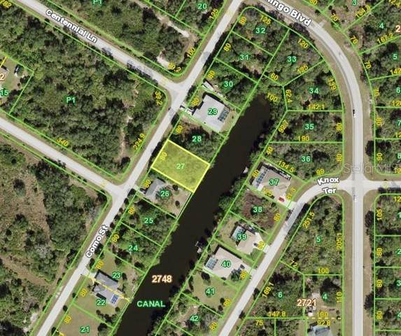 3408 Como Street, Port Charlotte, FL 33948 (MLS #C7436274) :: Young Real Estate