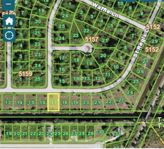 7696 St Regis Circle, Port Charlotte, FL 33981 (MLS #C7436336) :: Young Real Estate