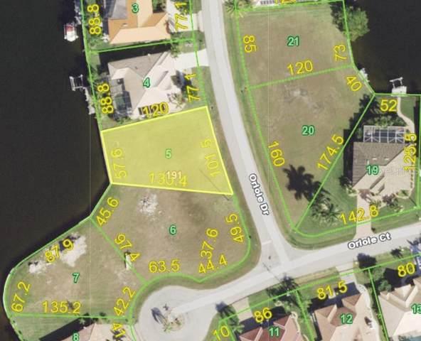 3521 Oriole Drive, Punta Gorda, FL 33950 (MLS #C7436344) :: The Lersch Group