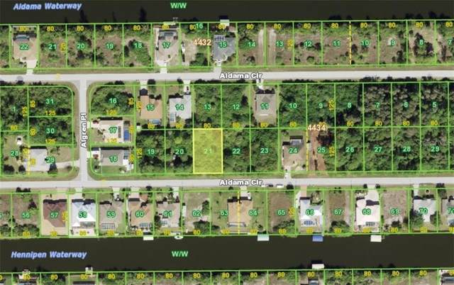 15465 Aldama Circle, Port Charlotte, FL 33981 (MLS #C7436393) :: Griffin Group