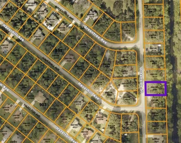 Oceanside Street, North Port, FL 34286 (MLS #C7436420) :: Griffin Group