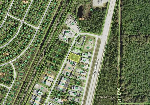 7370 Sawyer Circle, Port Charlotte, FL 33981 (MLS #C7436446) :: Griffin Group