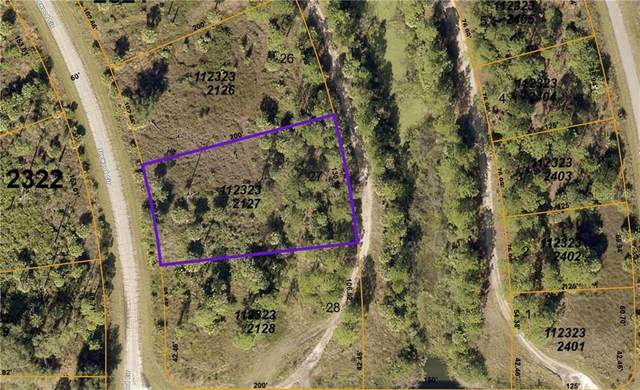 Joewood Circle, North Port, FL 34288 (MLS #C7436473) :: Young Real Estate