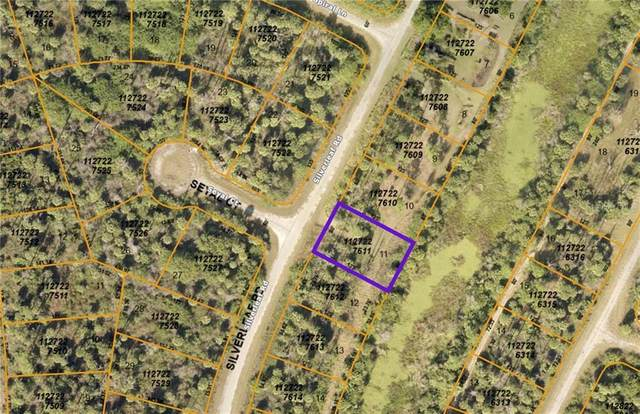 Silverleaf Road, North Port, FL 34288 (MLS #C7436476) :: Young Real Estate