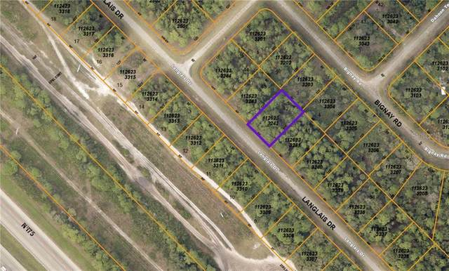Langlais Drive, North Port, FL 34288 (MLS #C7436480) :: Young Real Estate