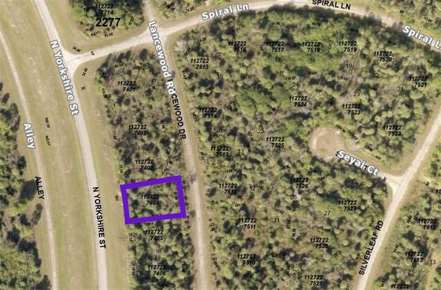 Lancewood Road, North Port, FL 34288 (MLS #C7436483) :: Griffin Group