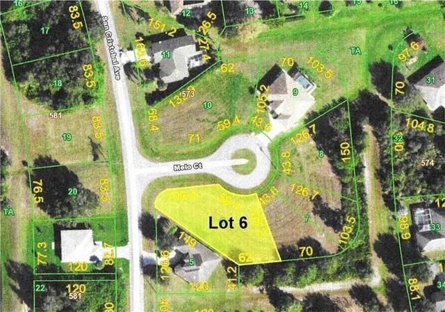 26317 Melo Court, Punta Gorda, FL 33983 (MLS #C7436624) :: Positive Edge Real Estate