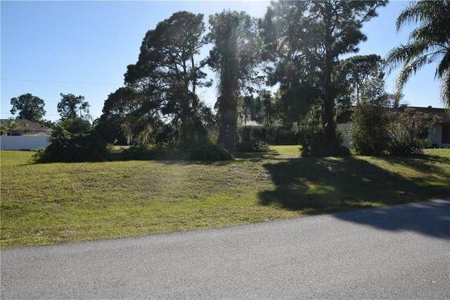 Norbert Avenue, North Port, FL 34287 (MLS #C7436736) :: Sarasota Home Specialists