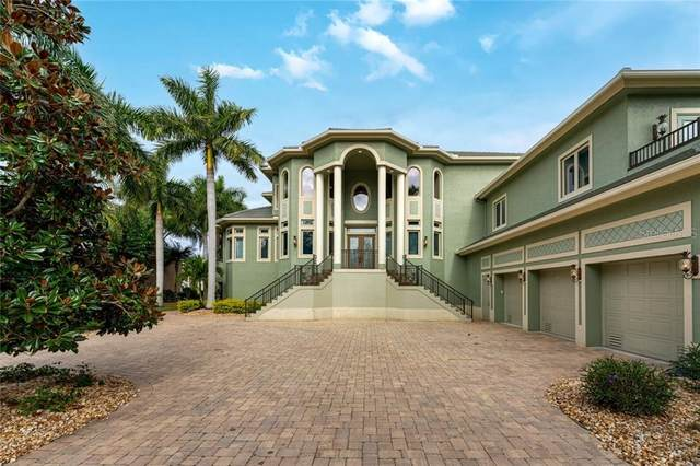 4521 Grassy Point Boulevard, Port Charlotte, FL 33952 (MLS #C7436881) :: The Lersch Group